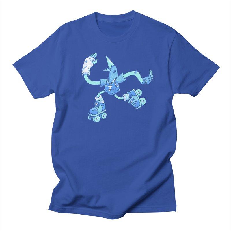 Skatebird Men's T-Shirt by Adam White's Shop