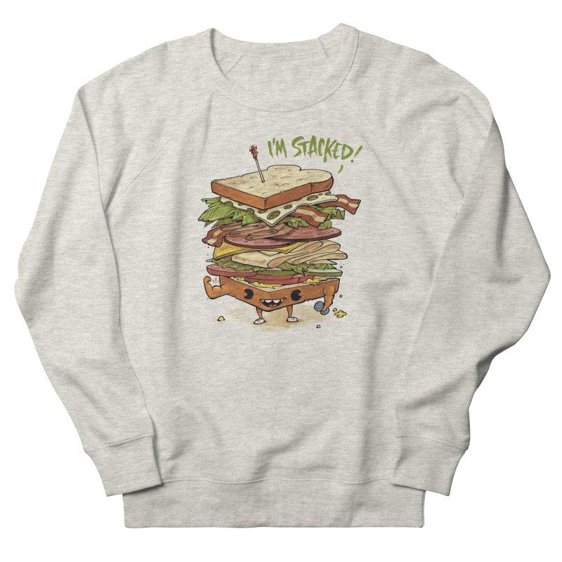 Totally Stack Men's Sweatshirt by Adam White's Shop