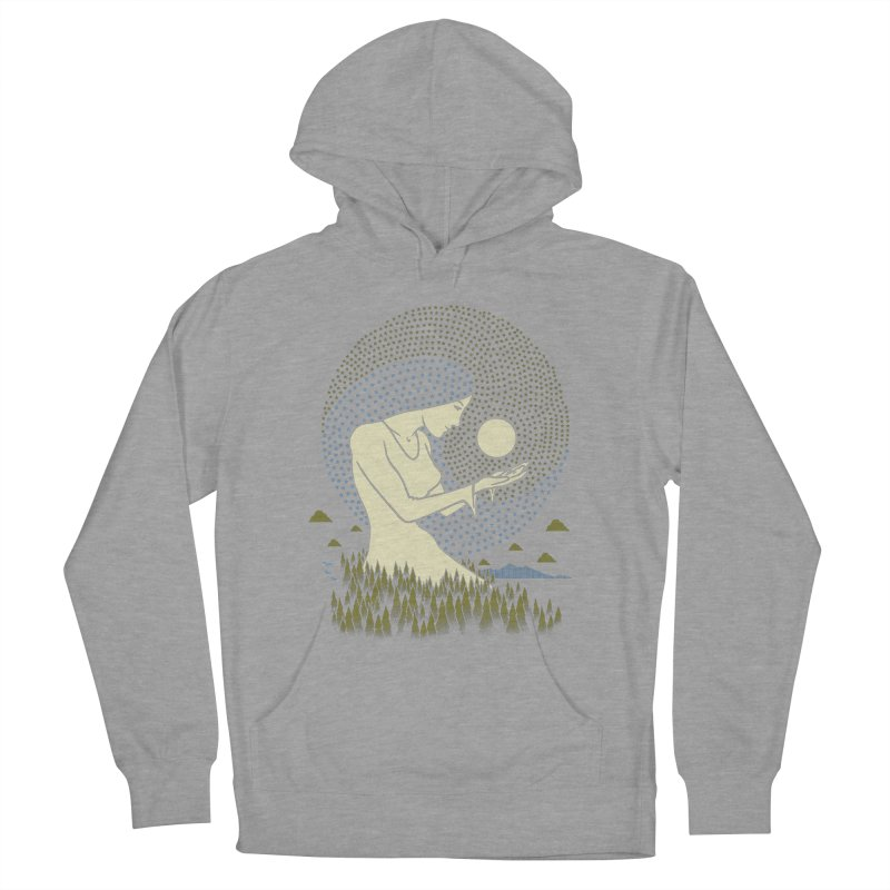 Moonlight Women's Pullover Hoody by Adam White's Shop