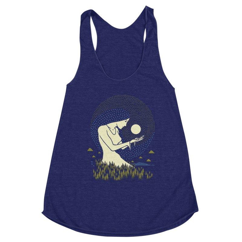 Moonlight Women's Tank by Adam White's Shop