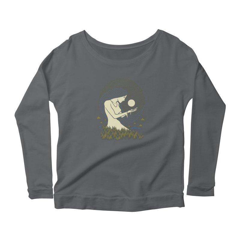 Moonlight Women's Longsleeve T-Shirt by Adam White's Shop