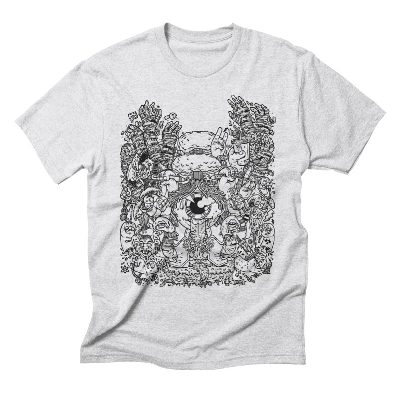 WAKING UP IS HARD TO DO Men's T-Shirt by Adam White's Shop