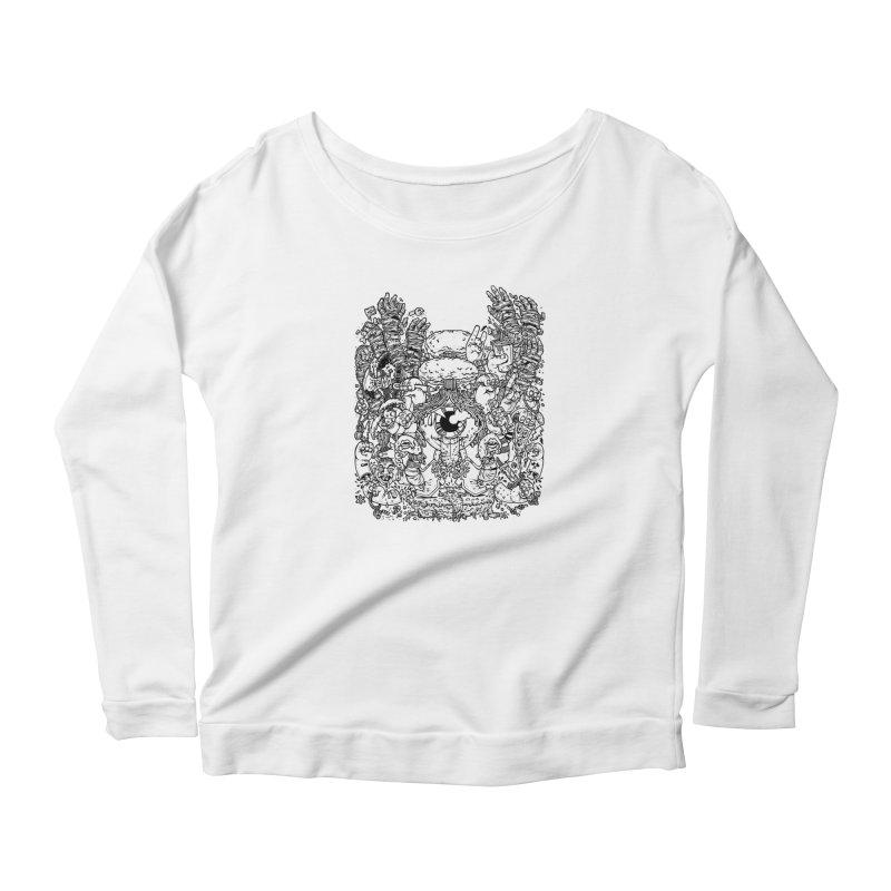WAKING UP IS HARD TO DO Women's Longsleeve T-Shirt by Adam White's Shop
