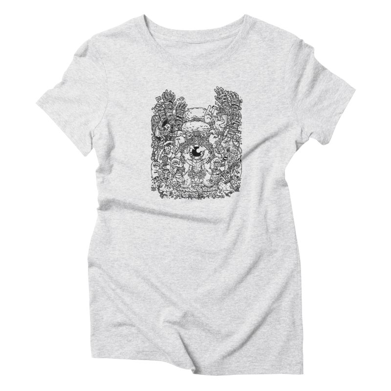 WAKING UP IS HARD TO DO Women's T-Shirt by Adam White's Shop