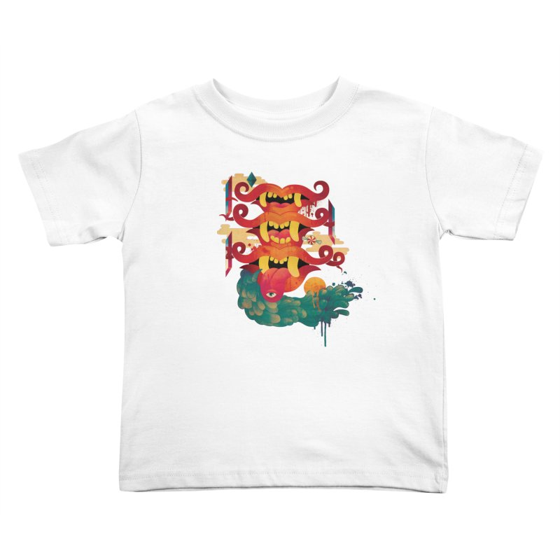 MELLOW YELLOW Kids Toddler T-Shirt by Adam White's Shop
