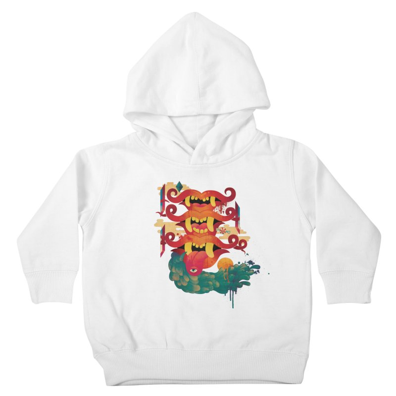 MELLOW YELLOW Kids Toddler Pullover Hoody by Adam White's Shop