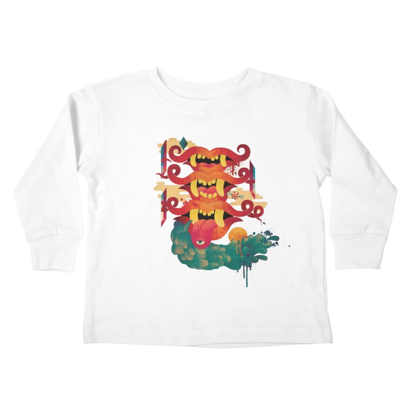 MELLOW YELLOW Kids Toddler Longsleeve T-Shirt by Adam White's Shop