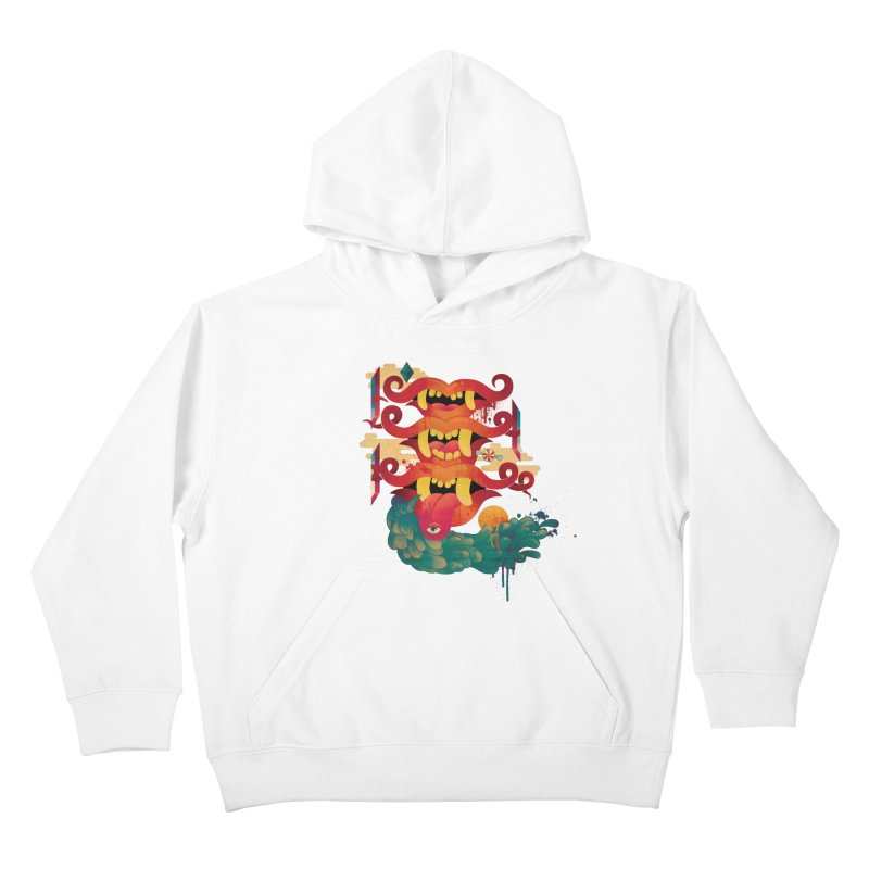 MELLOW YELLOW Kids Pullover Hoody by Adam White's Shop