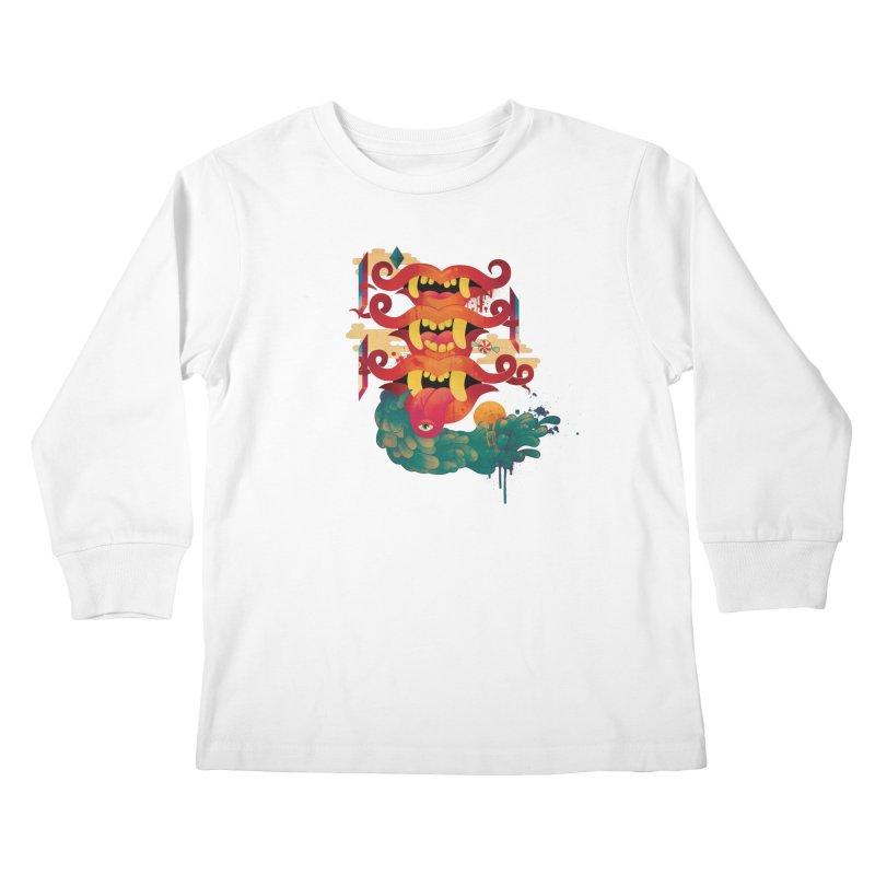 MELLOW YELLOW Kids Longsleeve T-Shirt by Adam White's Shop