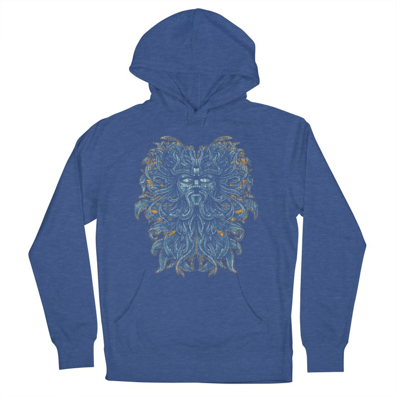 SUN LION Women's Pullover Hoody by Adam White's Shop
