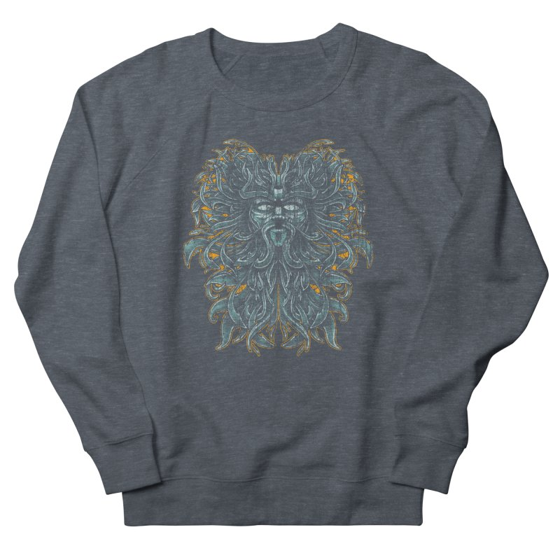 SUN LION Women's Sweatshirt by Adam White's Shop
