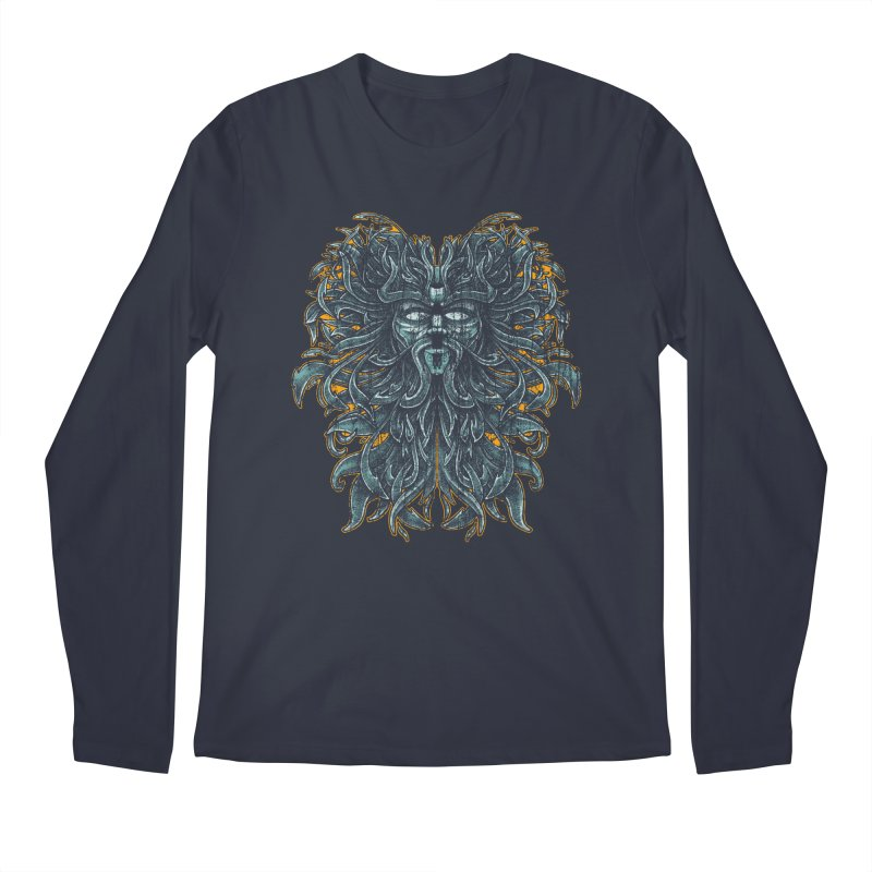 SUN LION Men's Longsleeve T-Shirt by Adam White's Shop