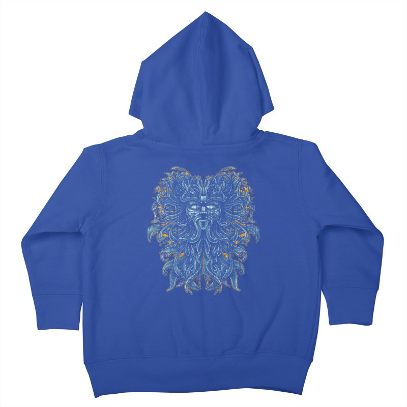 SUN LION Kids Toddler Zip-Up Hoody by Adam White's Shop