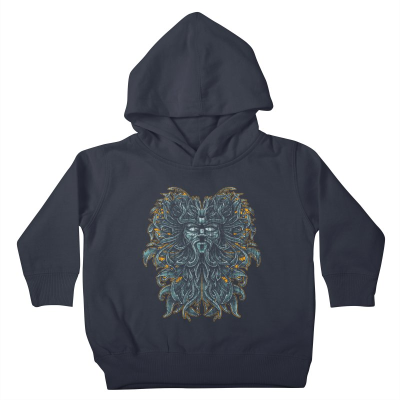 SUN LION Kids Toddler Pullover Hoody by Adam White's Shop
