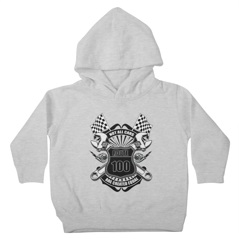 Not All Cars Are Created Equal Kids Toddler Pullover Hoody by adamzworld's Artist Shop
