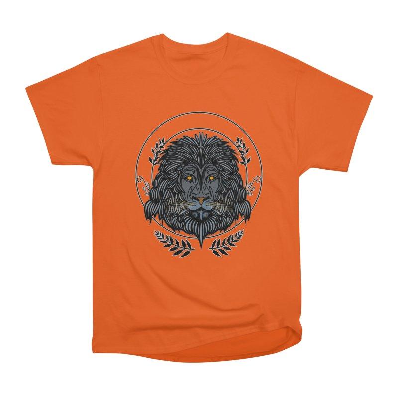 Lion Head Women's T-Shirt by adamzworld's Artist Shop