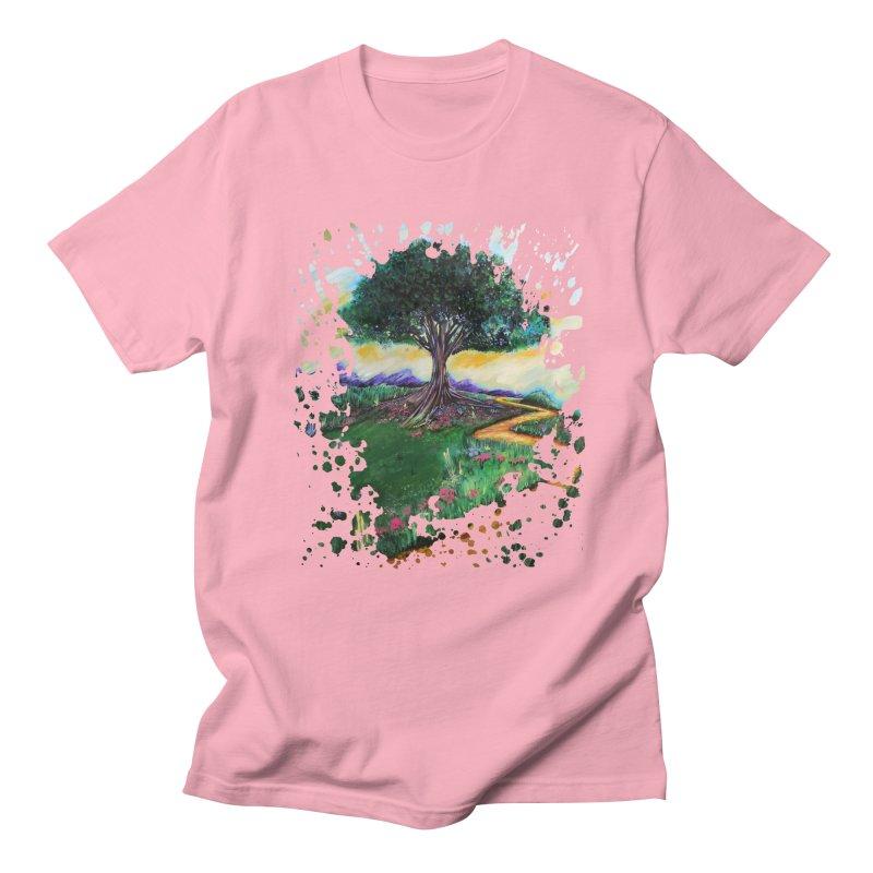 Tree Of Imagination Women's Unisex T-Shirt by adamzworld's Artist Shop