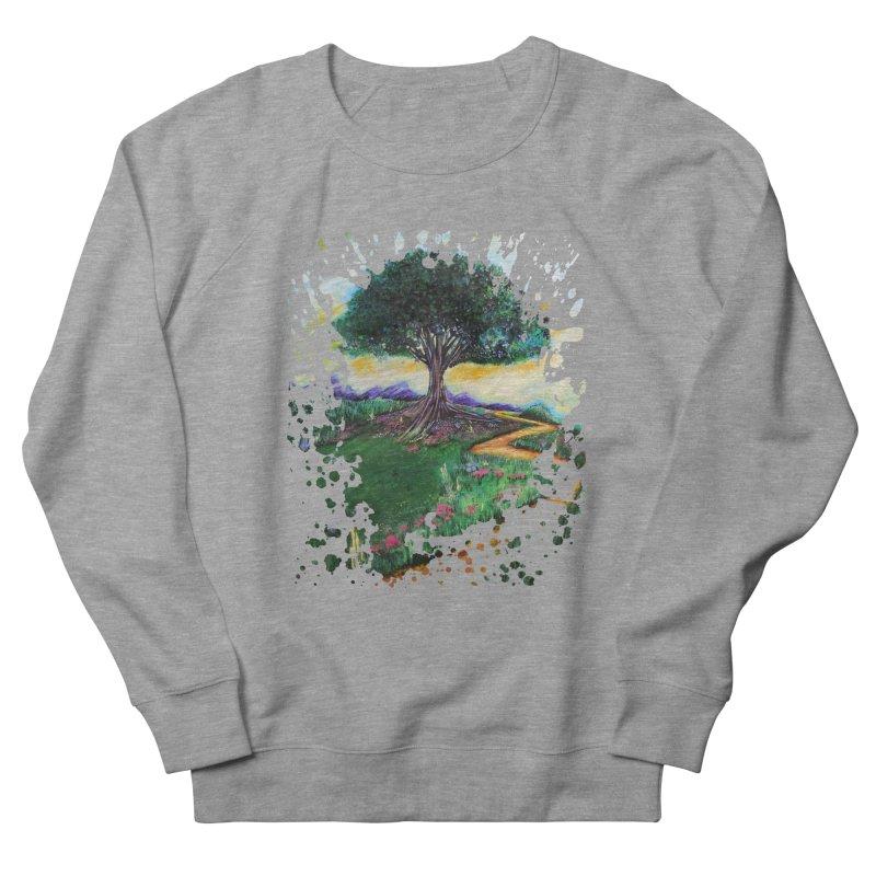 Tree Of Imagination Men's Sweatshirt by adamzworld's Artist Shop
