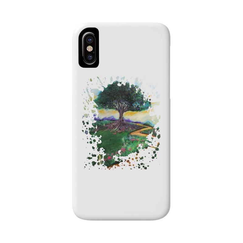 Tree Of Imagination Accessories Phone Case by adamzworld's Artist Shop