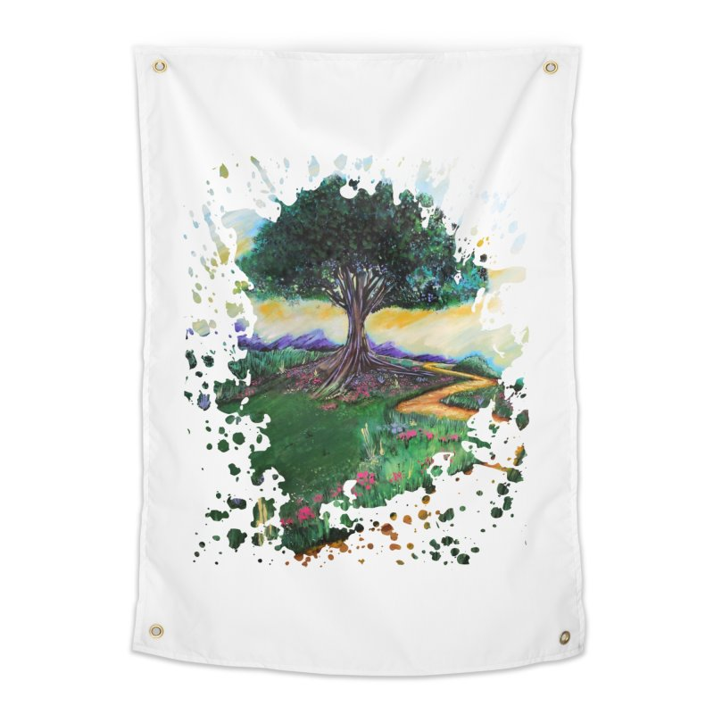 Tree Of Imagination Home Tapestry by adamzworld's Artist Shop