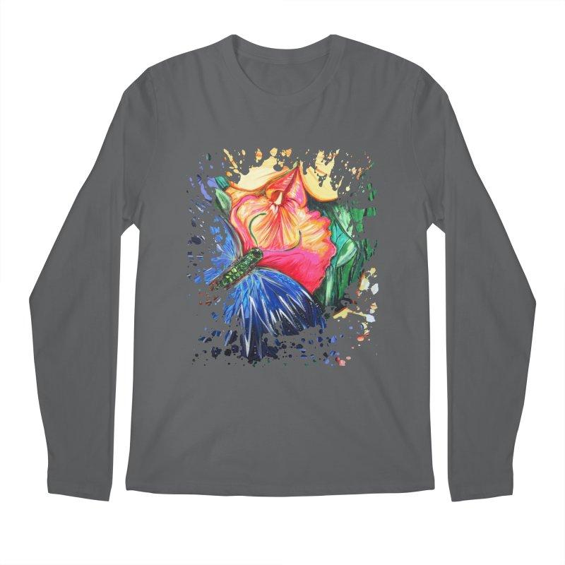 Butterfly Life Men's Longsleeve T-Shirt by adamzworld's Artist Shop