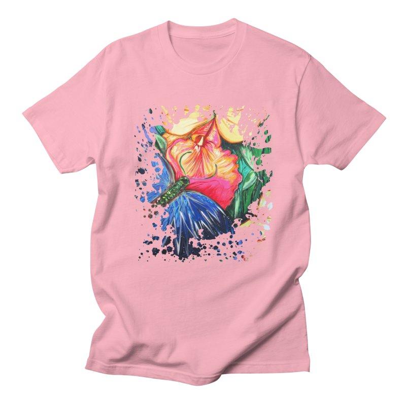 Butterfly Life Men's T-shirt by adamzworld's Artist Shop