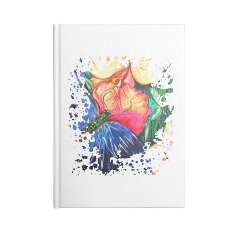 Butterfly Life Accessories Notebook by adamzworld's Artist Shop