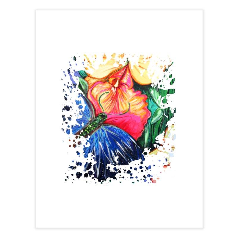 Butterfly Life Home Fine Art Print by adamzworld's Artist Shop