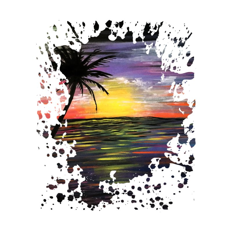 Sunset Sea None  by adamzworld's Artist Shop
