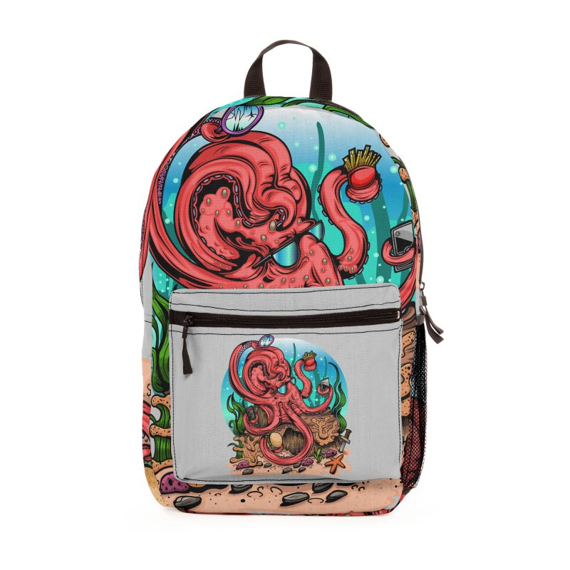 Multi Task Accessories Bag by adamzworld's Artist Shop