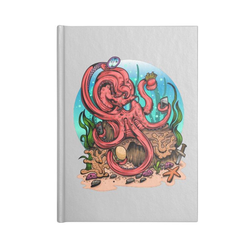 Multi Task Accessories Notebook by adamzworld's Artist Shop