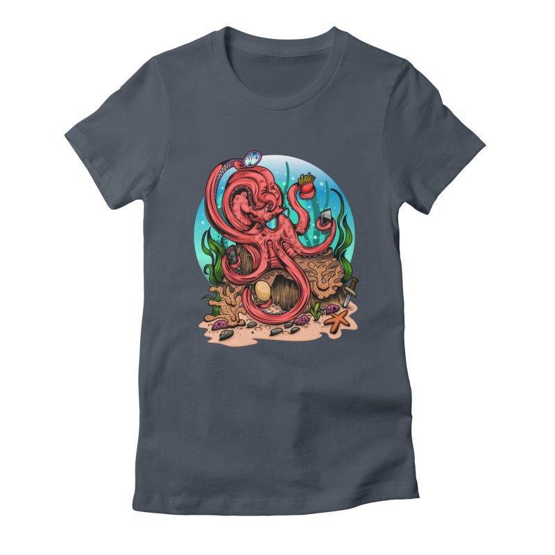 Multi Task Women's T-Shirt by adamzworld's Artist Shop