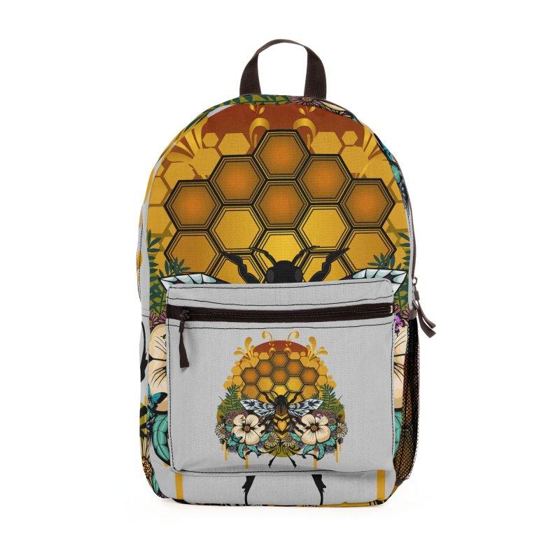 Queen Of Bees Accessories Bag by adamzworld's Artist Shop