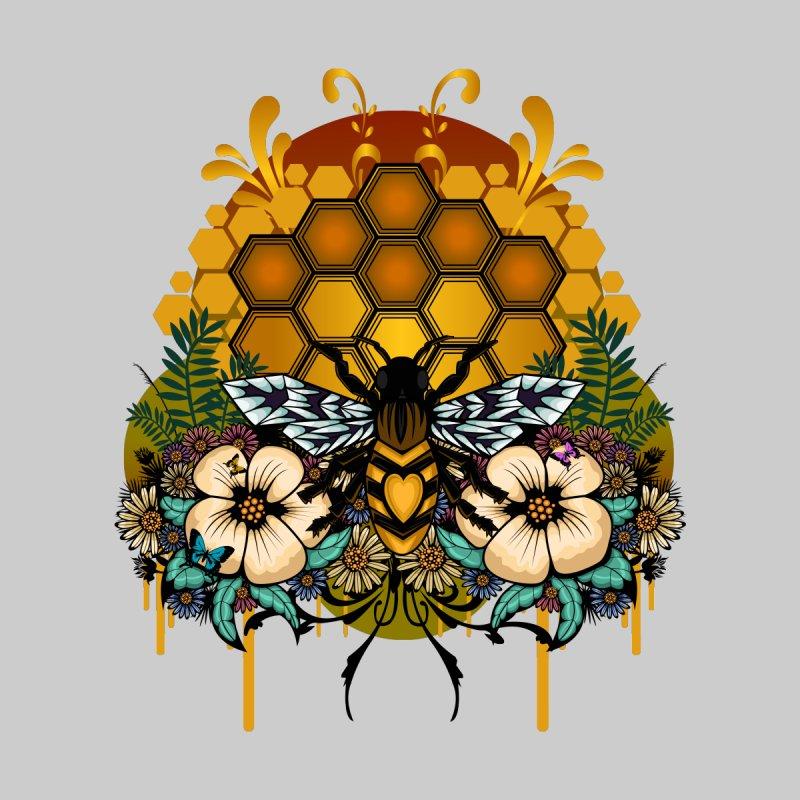 Queen Of Bees Accessories Face Mask by adamzworld's Artist Shop