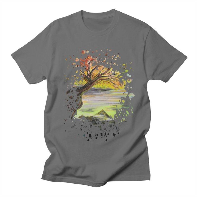 Over Looking Tree Women's Unisex T-Shirt by adamzworld's Artist Shop