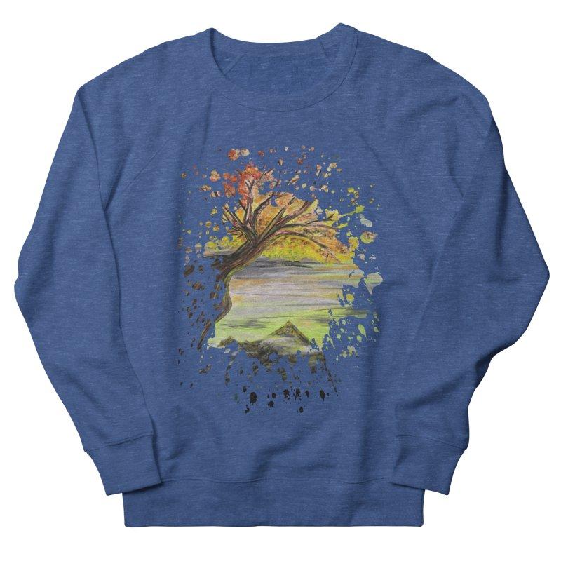 Over Looking Tree Women's Sweatshirt by adamzworld's Artist Shop