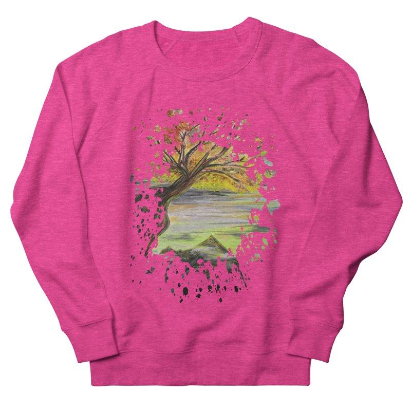Over Looking Tree Men's Sweatshirt by adamzworld's Artist Shop