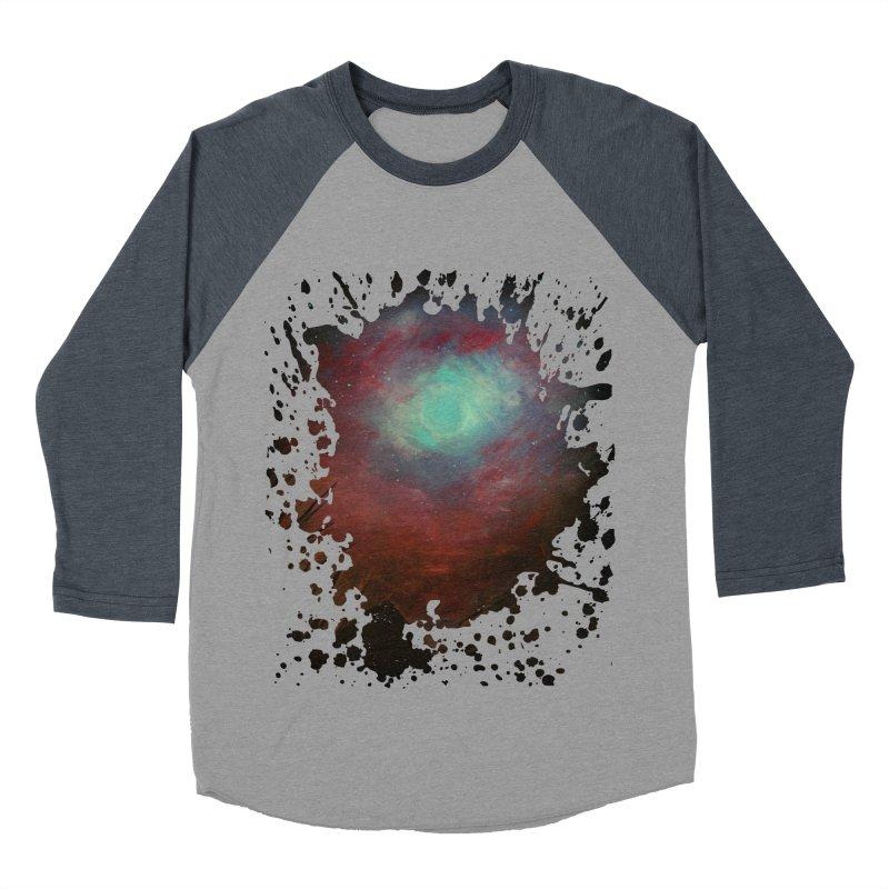 Spacious Sky Men's Baseball Triblend T-Shirt by adamzworld's Artist Shop