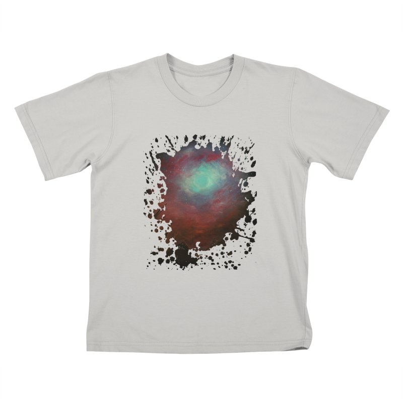 Spacious Sky Kids T-shirt by adamzworld's Artist Shop