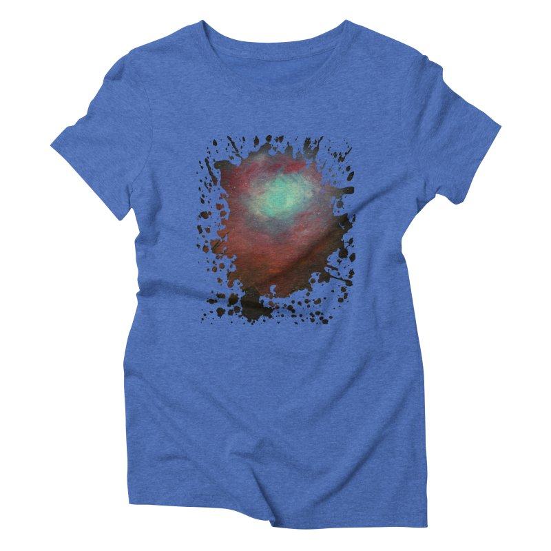 Spacious Sky Women's Triblend T-shirt by adamzworld's Artist Shop