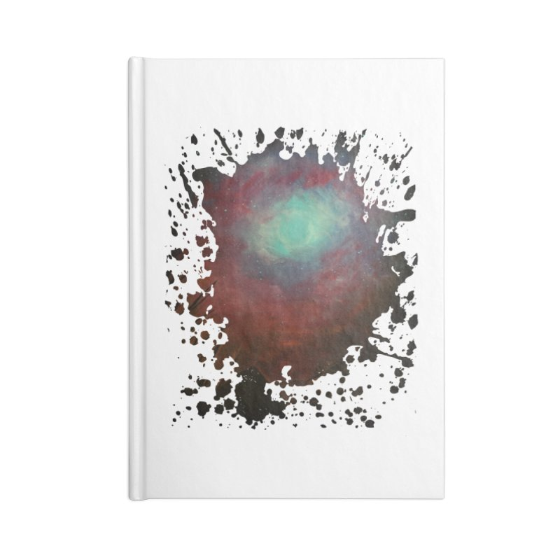 Spacious Sky Accessories Notebook by adamzworld's Artist Shop