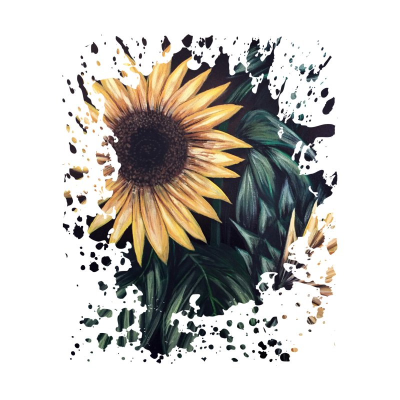 Sunflower Life None  by adamzworld's Artist Shop