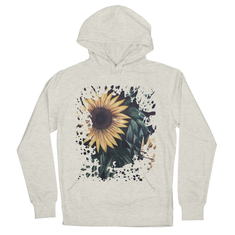 Sunflower Life Men's Pullover Hoody by adamzworld's Artist Shop
