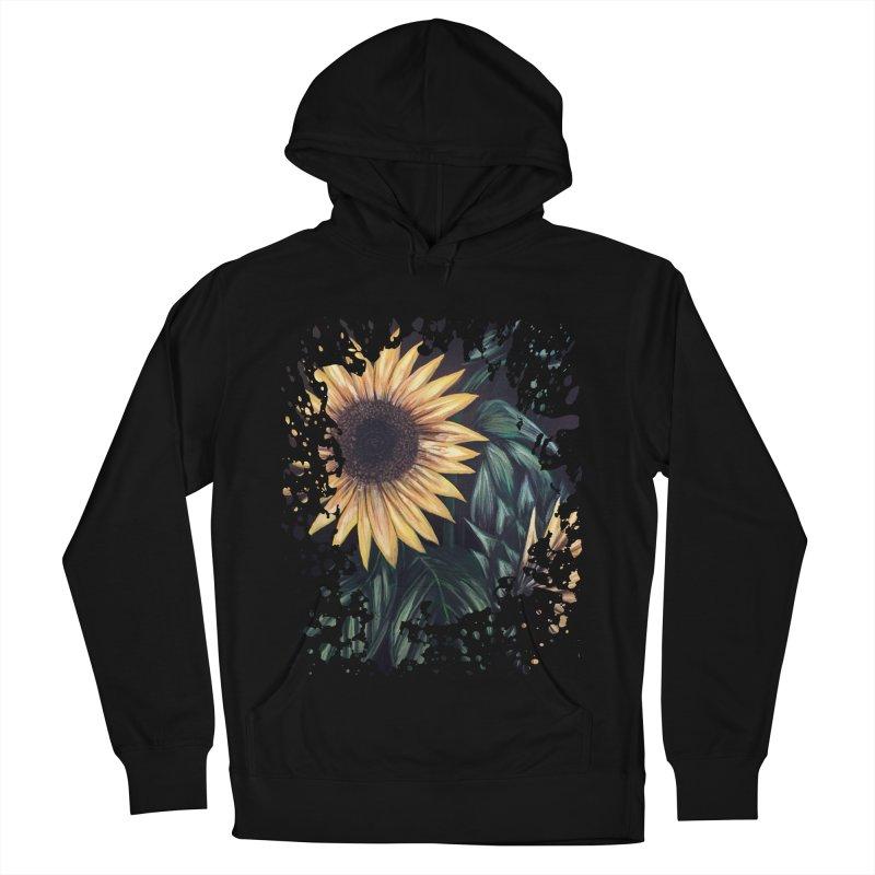 Sunflower Life Men's Pullover Hoody by adamzworld's Artist Shop