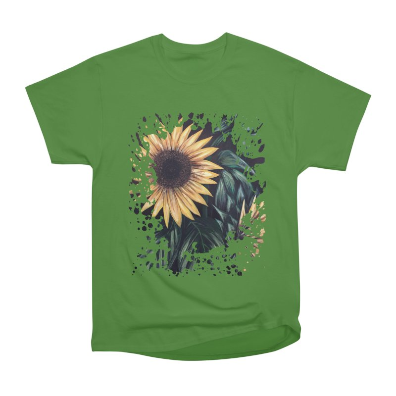 Sunflower Life Women's Classic Unisex T-Shirt by adamzworld's Artist Shop