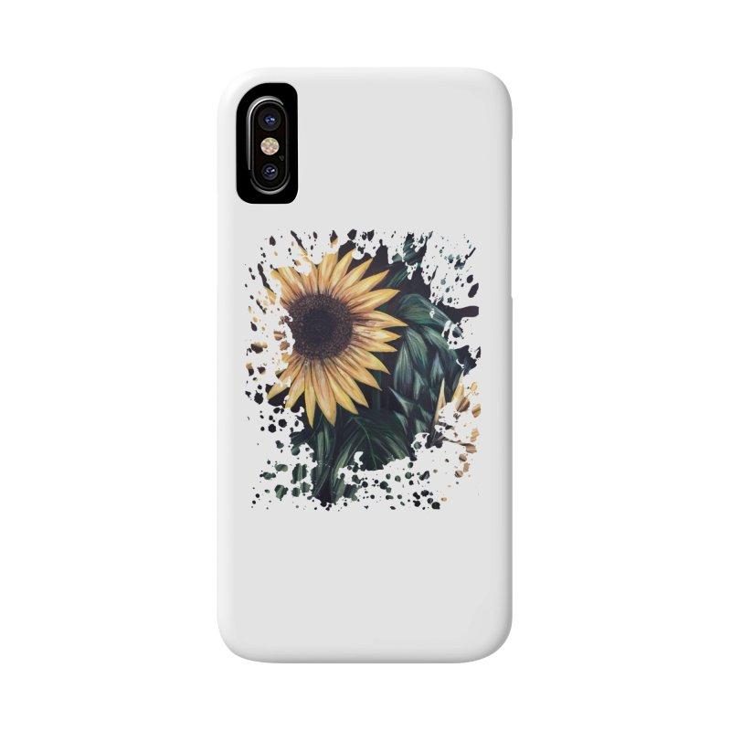 Sunflower Life Accessories Phone Case by adamzworld's Artist Shop