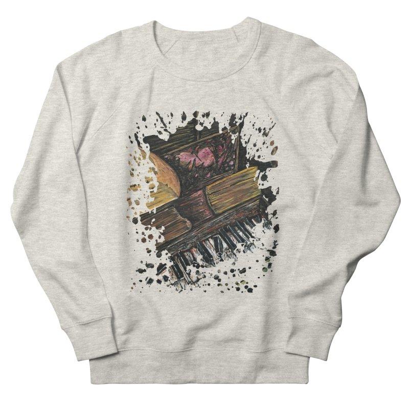 Broken Piano Women's Sweatshirt by adamzworld's Artist Shop