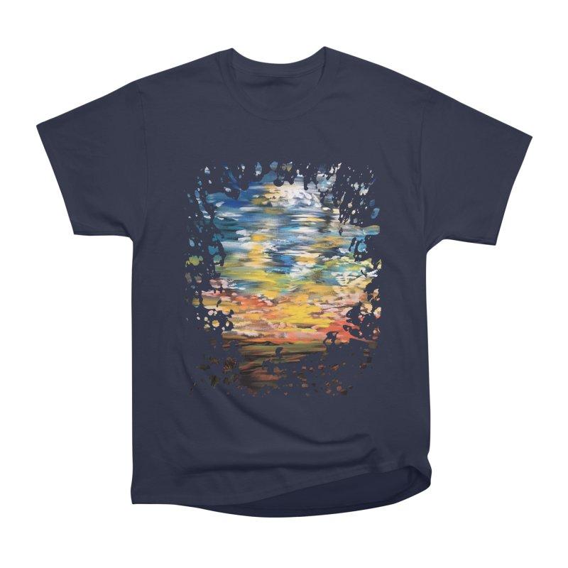 Sundown Men's Classic T-Shirt by adamzworld's Artist Shop