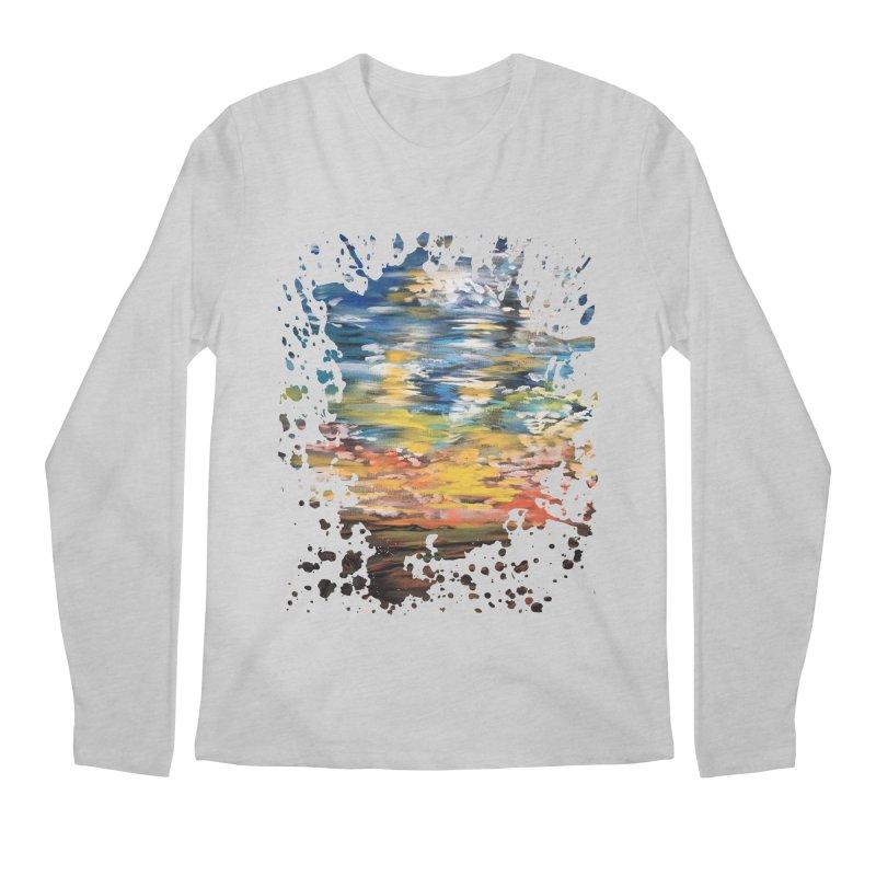 Sundown Men's Longsleeve T-Shirt by adamzworld's Artist Shop