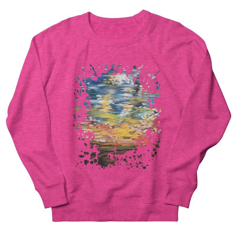 Sundown Men's Sweatshirt by adamzworld's Artist Shop